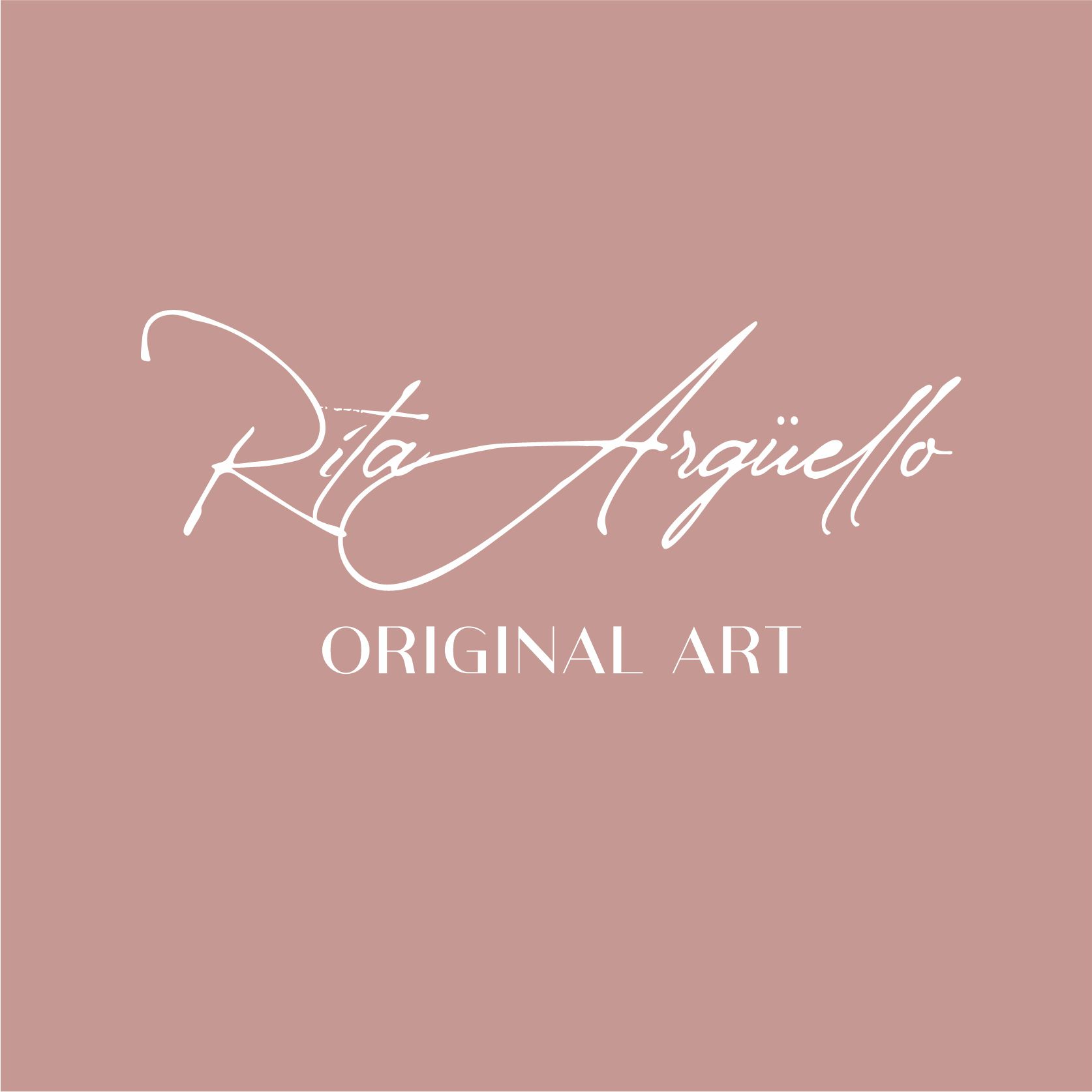 Rita Arguello, Original Art
